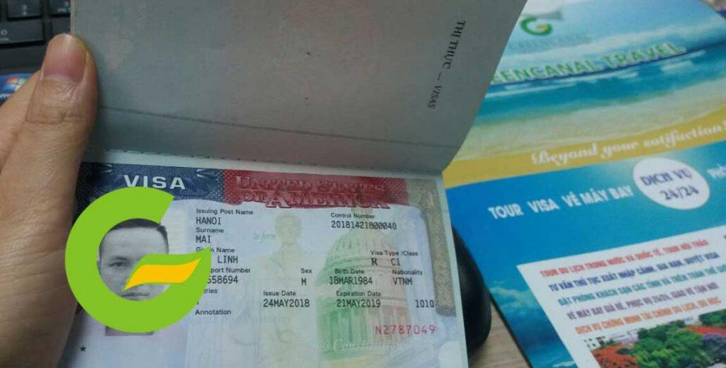 tư vấn xin visa mỹ, thủ tục hồ sơ xin visa mỹ