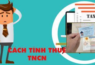 chi phí làm thẻ tạm trú có tính vào thuế TNCN