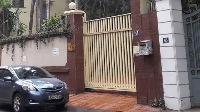 Đại sứ quán Ai Cập tại Việt Nam