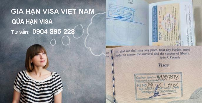 gia hạn visa cho người nước ngoài thông báo mới nhất