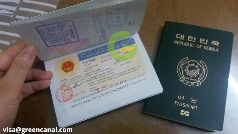 gia hạn visa quá hạn cho người nước ngoài ở việt nam