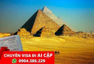 làm visa đi Ai Cập tại TPHCM