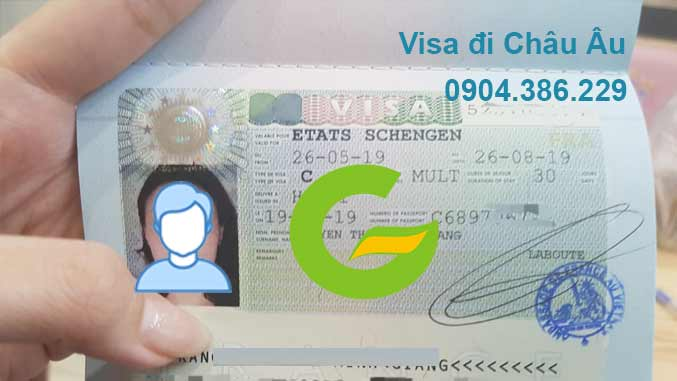 làm visa đi châu âu, schengen cho người nước ngoài