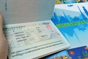 làm visa trung quốc 1 tháng