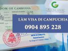 visa nhập cảnh campuchia mới nhất
