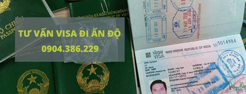thủ tục xin visa ấn độ, thủ tục, visa ấn độ, hướng dẫn, mới nhất