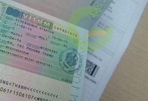 thủ tục làm visa đi Bồ Đào Nha mới nhất 2019