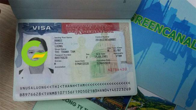 Thủ tục xin visa đi Mỹ mới nhất năm 2019