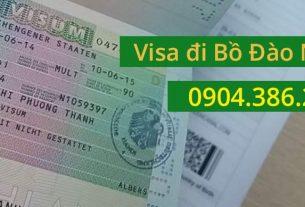 dịch vụ visa đi bồ đào nha hà nội