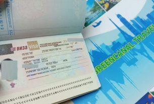 visa Nga đi được những nước nào