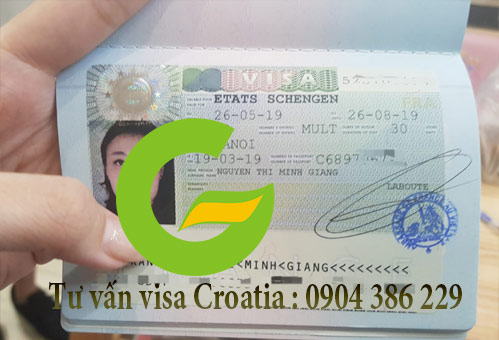 xin visa đi croatia ở đâu