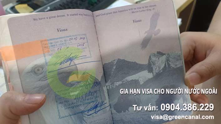 xuất hóa đơn vat, gtgt dịch vụ làm visa